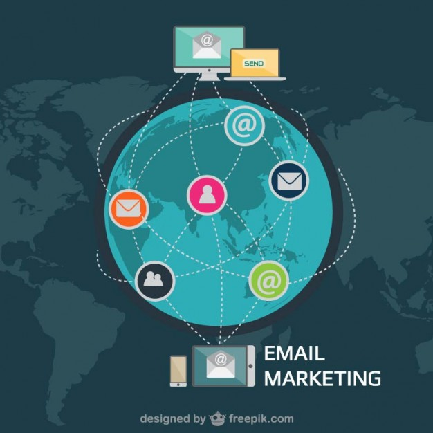 email marketing database